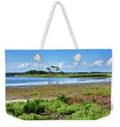 Gordons Pond At Cape Henlopen State Park - Delaware Weekender Tote Bag