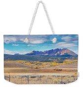Gore Range Ranch Weekender Tote Bag