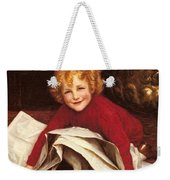 Gore William Henry Playmates William Henry Gore Weekender Tote Bag