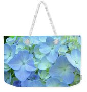 Gorgeous Blue Colorful Floral Art Hydrangea Flowers Baslee Troutman Weekender Tote Bag