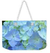 Gorgeous Blue Colorful Floral Art Hydrangea Flowers Baslee Troutman Weekender Tote Bag