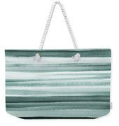 Gorgeous Grays Abstract Interior Decor II Weekender Tote Bag