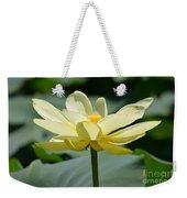 Gorgeous Lotus Flower Weekender Tote Bag