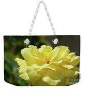 Gorgeous Yellow Rose Weekender Tote Bag