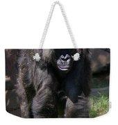 Gorilla 1 Weekender Tote Bag
