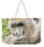 Gorilla - Como Zoo, St. Paul, Minnesota Weekender Tote Bag