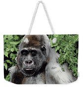 Gorilla My Dreams Weekender Tote Bag