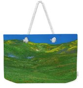 Gorman Wildflowers Weekender Tote Bag