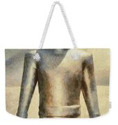 Gort From The Day The Earth Stood Still Weekender Tote Bag