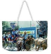 Goshen Parade 1980-3 Weekender Tote Bag