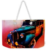 Got Wood Surf Woody Wonderland Watercolour Weekender Tote Bag
