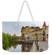 Gothenburg Canal And Park Weekender Tote Bag