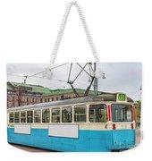 Gothenburg Tram Car Weekender Tote Bag