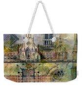 Gothic Weekender Tote Bag