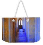 Gothic Arch Hall Weekender Tote Bag