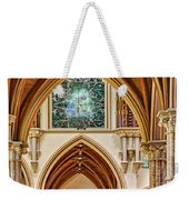 Gothic Arches - Holy Name Cathedral - Chicago Weekender Tote Bag