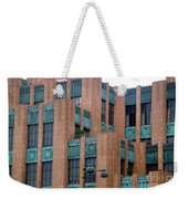 Gothic Architecture In Los Angeles Weekender Tote Bag