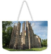 Gothic Cathedral Of Our Lady Weekender Tote Bag