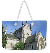 Gothic Chapel, Indianapolis, Indiana Weekender Tote Bag