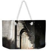 Gothic Darkness. Old Gate Weekender Tote Bag