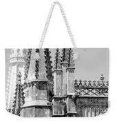 Gothic Detail  Weekender Tote Bag