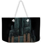Gothic Night. Architecture Of Los Angeles Weekender Tote Bag