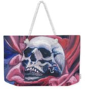 Gothic Romance Weekender Tote Bag by Isabella F Abbie Shores FRSA