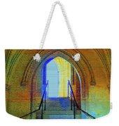 Gothic Steps Weekender Tote Bag