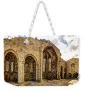 Gothic Temple Ruins - San Domingos Weekender Tote Bag
