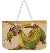 Gourd Dragon Weekender Tote Bag