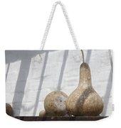 Gourds In Shadow Weekender Tote Bag