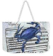 Gourmet Shellfish 1 Weekender Tote Bag