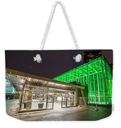 Goverment Center Boston Ma Weekender Tote Bag