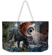Government Unleashed Weekender Tote Bag