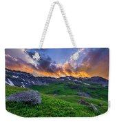 Governor's Basin Sunset Weekender Tote Bag