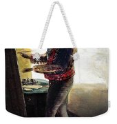 Goya: Self-portrait Weekender Tote Bag