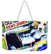 Gq Gentle Dog Weekender Tote Bag
