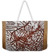 Grace - Tile Weekender Tote Bag