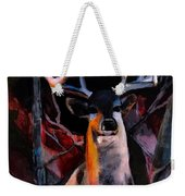 Grace Beauty And Wildness Weekender Tote Bag