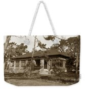 Grace H Dodge Chapel Auditorium Asilomar Circa 1925 Weekender Tote Bag