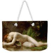 Grace In Nudity Weekender Tote Bag