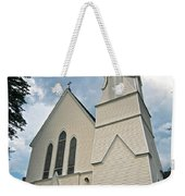 Grace In The White Mountains Weekender Tote Bag