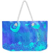 Grace Of Rain Weekender Tote Bag
