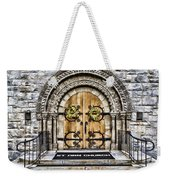 Grace - St Ann Church Weekender Tote Bag