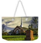 Grace United Methodist Church Weekender Tote Bag