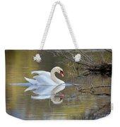 Graceful Swan I Weekender Tote Bag