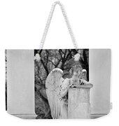 Graceland Cemetery Angel Weekender Tote Bag