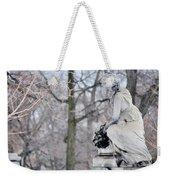 Graceland Cemetery Weekender Tote Bag