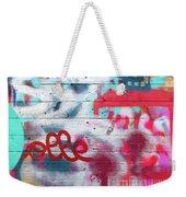 Graffiti 1 Weekender Tote Bag