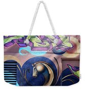 Graffiti 10 Weekender Tote Bag